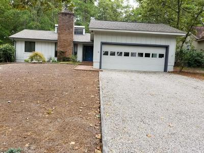 Pinehurst NC Single Family Home For Sale: $174,500