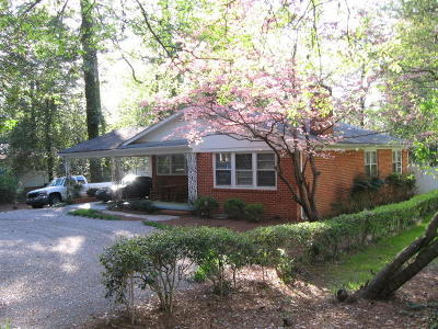 Pinehurst, Raleigh, Southern Pines Rental For Rent: 440 S May Street