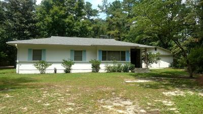 Southern Pines Single Family Home For Sale: 220 Country Club Circle