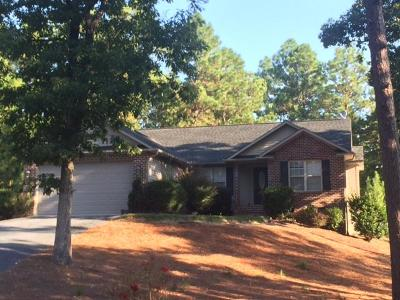 Moore County Rental For Rent: 127 Pinecone Court
