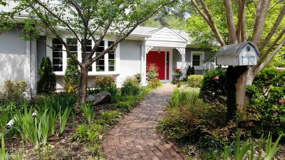 Southern Pines Single Family Home For Sale: 1625 Midland Road