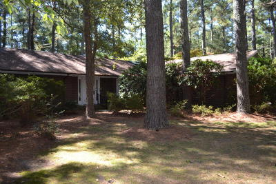 Moore County Rental For Rent: 180 Burning Tree Road