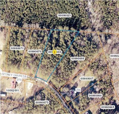 Carthage Residential Lots & Land For Sale: Lot 28 Stoney Creek Drive