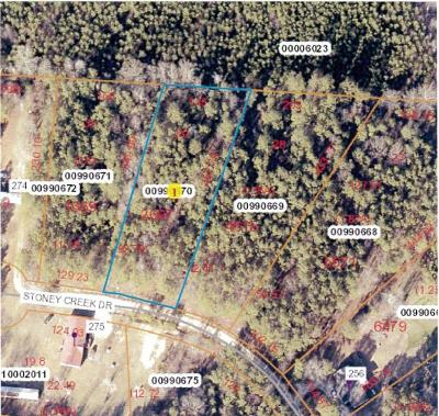 Carthage Residential Lots & Land For Sale: Lot 29 Stoney Creek Drive