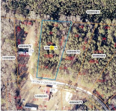 Carthage Residential Lots & Land For Sale: Lot 30 Stoney Creek Drive