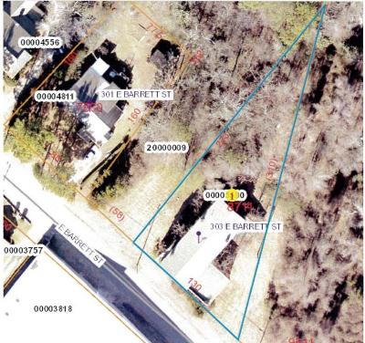 Carthage Residential Lots & Land For Sale: 303 E. Barrett Street