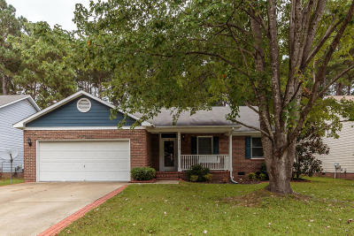 Fayetteville Single Family Home For Sale: 2535 Painters Mill Drive