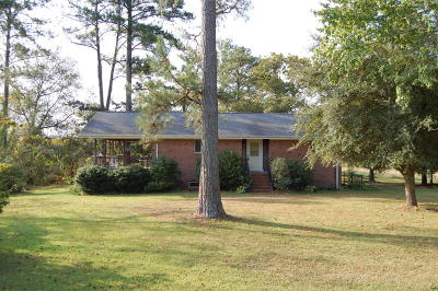 Cameron Single Family Home For Sale: 179 Briggs Road