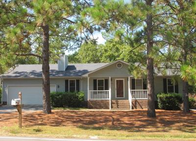Pinehurst Single Family Home For Sale: 1530 E Longleaf Dr