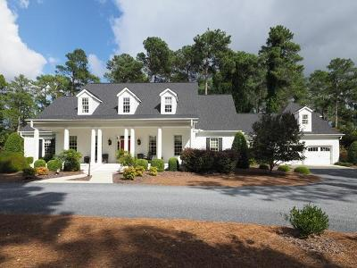 Pinehurst Single Family Home For Sale: 350 Quail Run