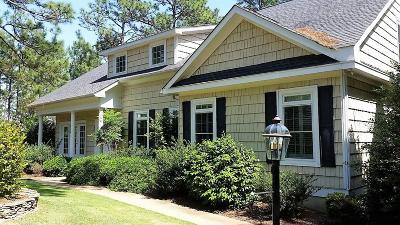 Pinehurst NC Single Family Home Active/Contingent: $530,000