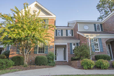 Southern Pines Condo/Townhouse For Sale: 2014 Eastbourne Drive