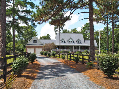 Moore County Farm For Sale: 630 Bowman Road