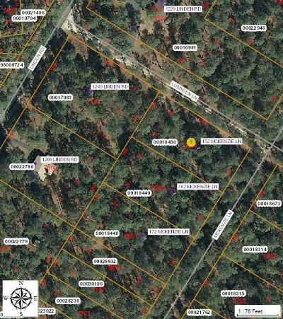 Pinehurst Residential Lots & Land For Sale: 152, 162, 17 McKenzie Lane