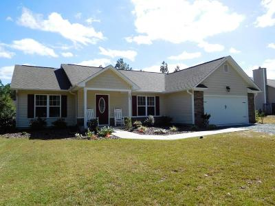 West End NC Single Family Home For Sale: $199,900