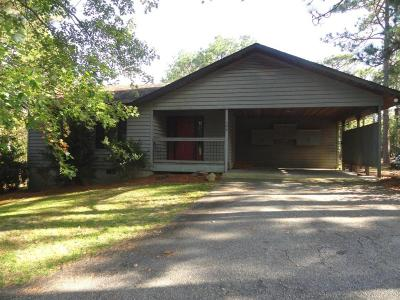 Aberdeen Single Family Home For Sale: 184 Weaver Road