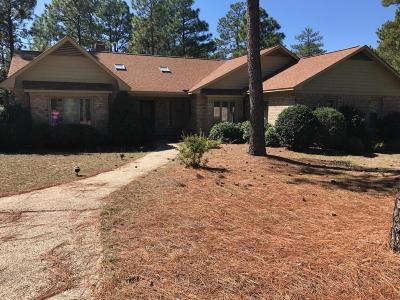 Foxfire Single Family Home For Sale: 7 Ridge Road