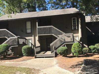 Pinehurst NC Condo/Townhouse For Sale: $73,500