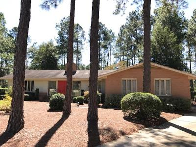 Foxfire Single Family Home Active/Contingent: 33 Richmond Road