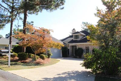 Southern Pines Single Family Home For Sale: 104 Belmont Court