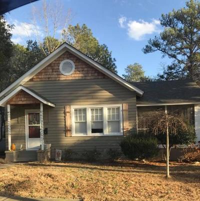 Aberdeen Single Family Home Active/Contingent: 504 N Poplar