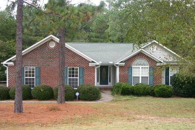 Whispering Pines Single Family Home Active/Contingent: 325 Queens Cove Way