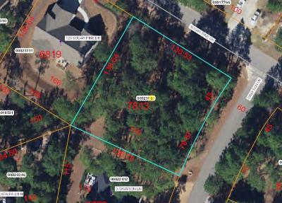 Pinehurst, Raleigh, Southern Pines Residential Lots & Land Sold: 115 Sugar Pine Drive