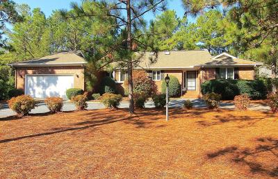 Pinehurst Single Family Home For Sale: 3 Surry Lane