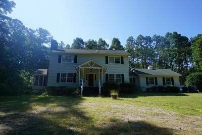 Southern Pines Rental For Rent: 111 Pettingill Place