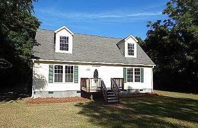 Southern Pines Single Family Home For Sale: 1175 W Indiana Avenue