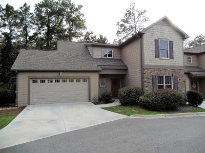 Southern Pines Condo/Townhouse For Sale: 173 Pinebranch Court