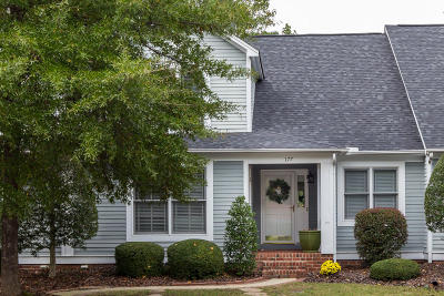 Southern Pines Condo/Townhouse For Sale: 177 Knoll Road