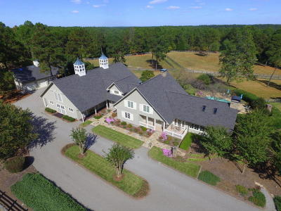 Horse Country Farm For Sale: 185 Old Dewberry Lane