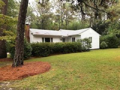 Southern Pines Rental For Rent: 255 E New Jersey Avenue