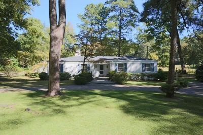Southern Pines Single Family Home For Sale: 665 S Valley Road