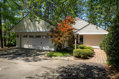 Moore County Single Family Home Active/Contingent: 14 Royal Dornoch Lane
