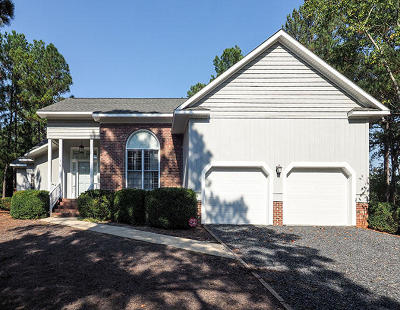 Pinehurst Single Family Home For Sale: 4 Gingham Place #12