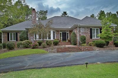 Pinehurst Single Family Home For Sale: 130 Quail Hollow Drive