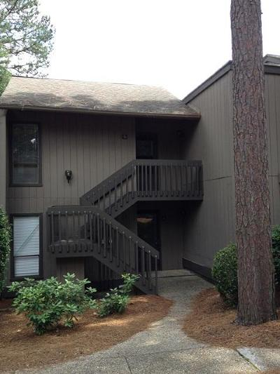 Pinehurst Rental For Rent: 85 Pine Valley Road #6