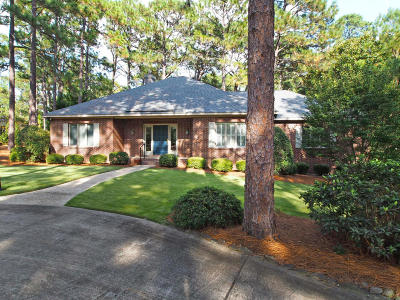 Pinehurst Single Family Home For Sale: 60 Horse Creek Run