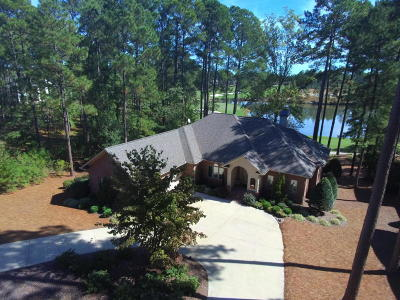 Pinehurst, Southern Pines Single Family Home For Sale: 26 Masters Ridge