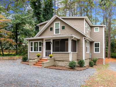 Southern Pines Single Family Home Active/Contingent: 630 N May Street