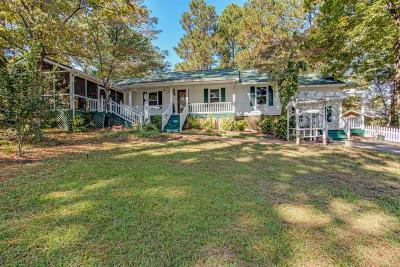 Fayetteville Single Family Home Active/Contingent: 218 Rachel Road