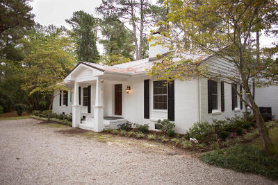 Pinehurst Single Family Home For Sale: 30 Beaver Lane
