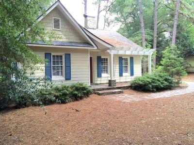 Pinehurst Rental For Rent: 20 Orange Road