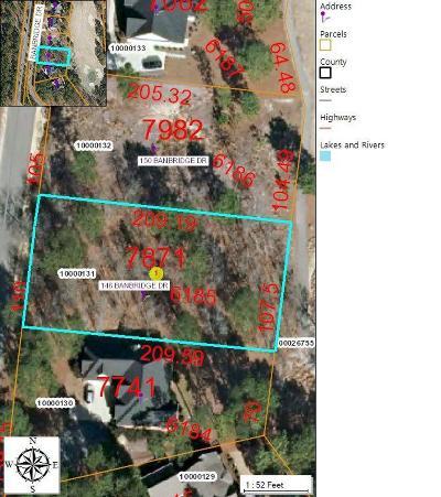 Residential Lots & Land For Sale: 146 Banbridge Drive