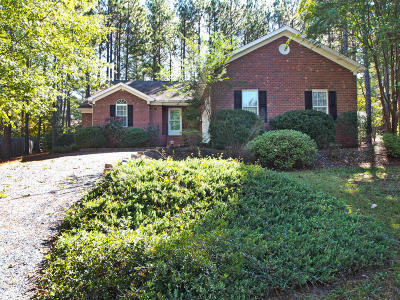 Pinehurst Single Family Home For Sale: 60 Old Hunt Road