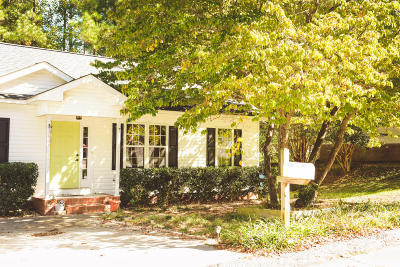 Pinebluff Single Family Home For Sale: 110 Masters Way
