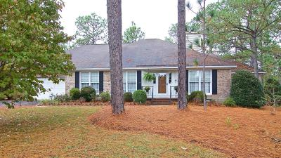 Pinehurst, Raleigh, Southern Pines Single Family Home Sold: 7 Canter Place