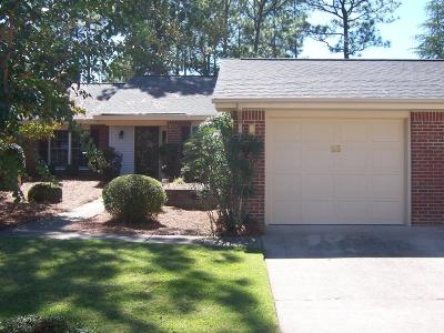 Pinehurst NC Single Family Home Sold: $145,000